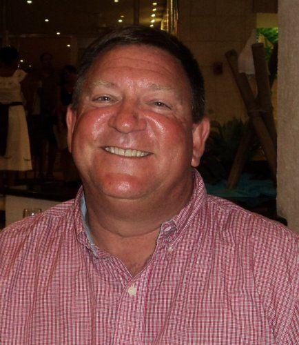 Mike in Cancun 2011