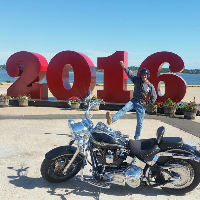 PEI on a Harley- Bucket List